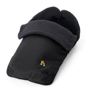 Out 'n' About Nipper Footmuff - Raven Black