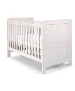 Mamas & Papas Atlas Cotbed - Nimbus White