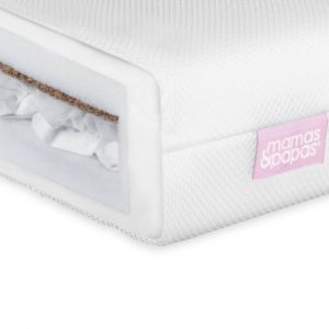 Mamas & Papas Premium Dual Core Cotbed Mattress