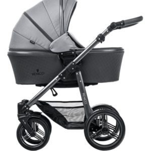 Venicci Travel System Carbo Natural Grey (Lux)