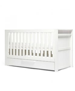 Mamas & Papas - Franklin Cotbed - White Wash