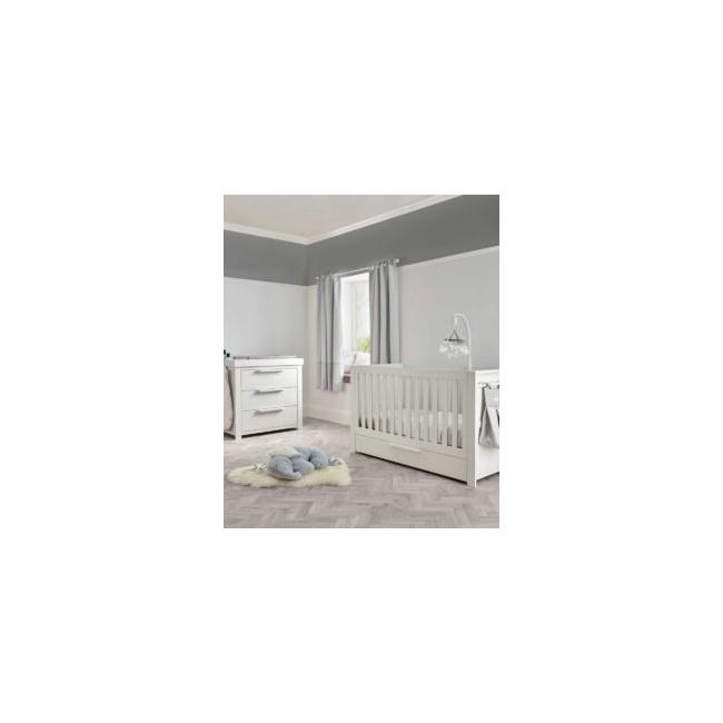 Mamas & Papas 2 Piece Set Franklin - White Wash