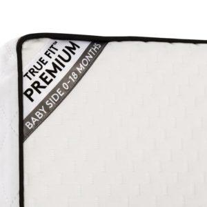 Silver Cross Premium Cotbed Mattress
