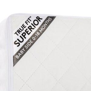 Silver Cross Superior Cotbed Mattress