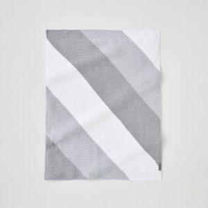 Silver Cross 'Hello Little One' - Grey Knitted Blanket