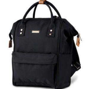 BabaBing! Mani Backpack Changing Bag - Black