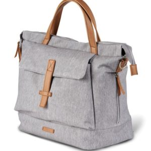 BabaBing! Erin Tote Changing Bag - Grey