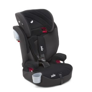 Joie Elevate 2.0 Car Seat - Two Tone Black