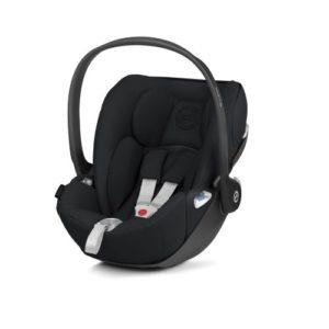 Cybex Cloud Z i-Size Car Seat - Deep Black