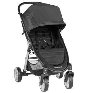 Baby Jogger City Mini 2 4 Wheeler - Jet