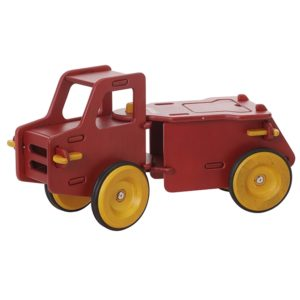 Moover Ride On Dump Truck - Red