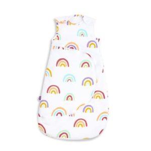 SnuzPouch Sleeping Bag 2.5 Tog - 0-6 Months - Colour Rainbow