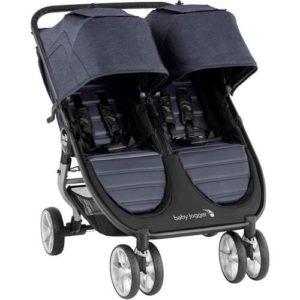 Baby Jogger City Mini 2 Double - Carbon