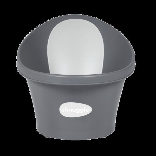 Shnuggle Baby Bath - Grey