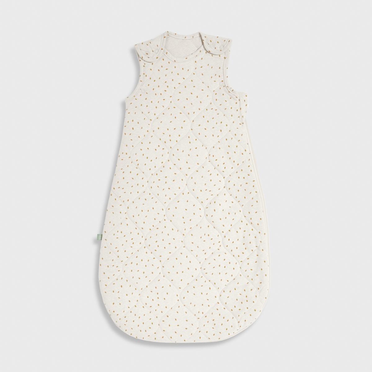 Little Green Sheep Organic Baby Sleeping Bag 2.5 Tog 0-6 Months - Linen Rice