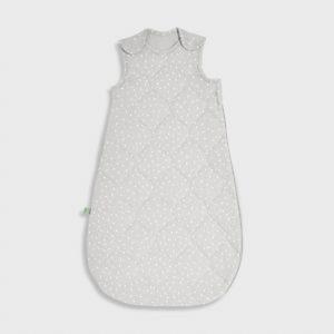 Little Green Sheep Organic Baby Sleeping Bag 2.5 Tog 0-6 Months - Dove Rice