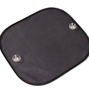Mamas & Papas Foldable Sun Shades Twin Pack - Black