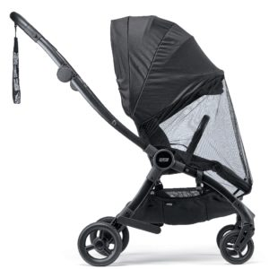 Mamas & Papas Airo Sunshield/ insect Net - Grey