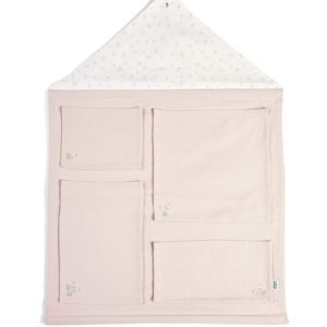M&P Welcome To the World Nursery Tidy - Pink & Floral