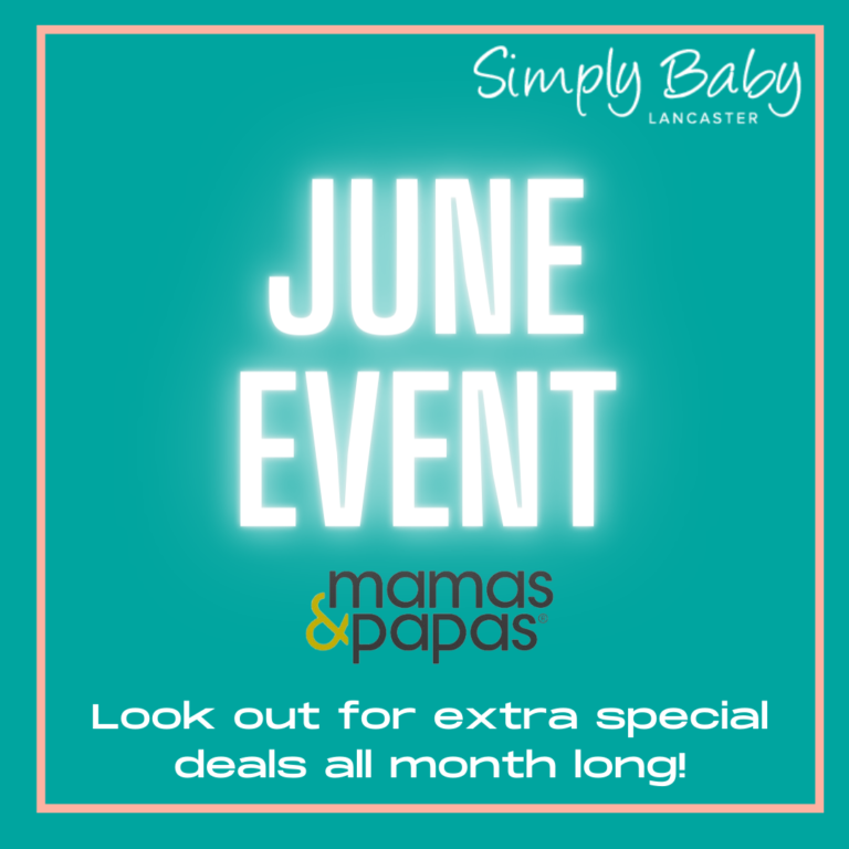 June Event at Simply Baby